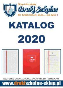 Druki Szkolne 2020